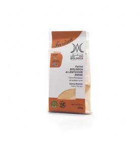 farina lenticchie rosse Marchesato