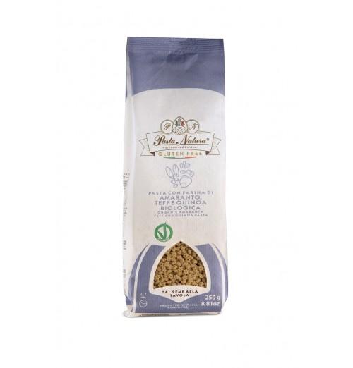 pasta natura amaranto quinoa teff