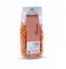 pasta marchesato lenticchie rosse
